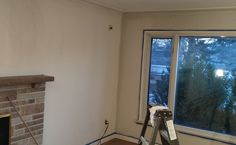 Rental Unit Painting
