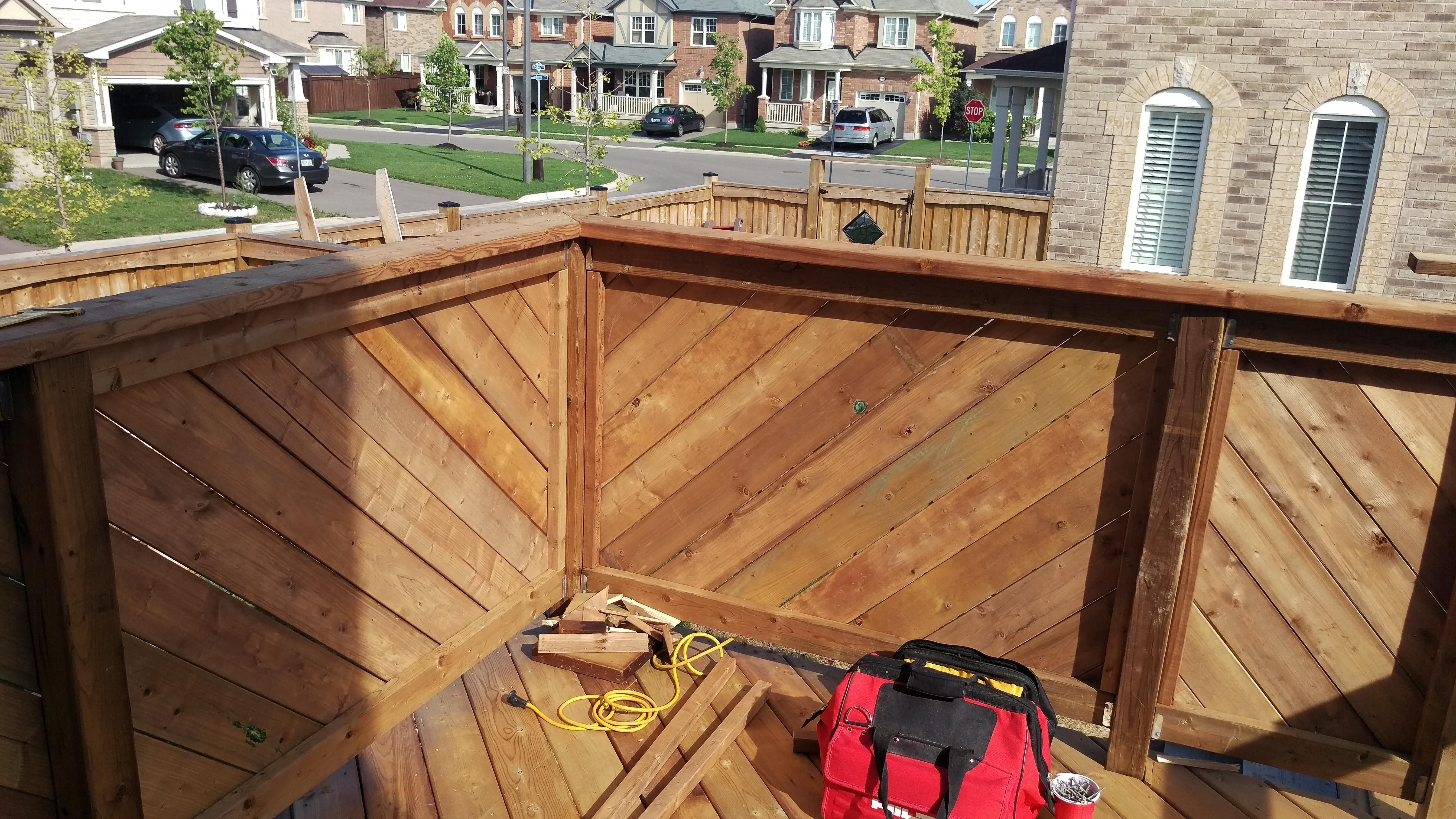 Deck/ Patio Design & Build