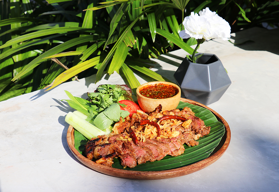 Thai Isaan Style Sirlion Aus Beef Steak1