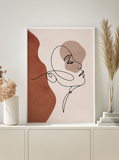 Abstract Woman | Art 01