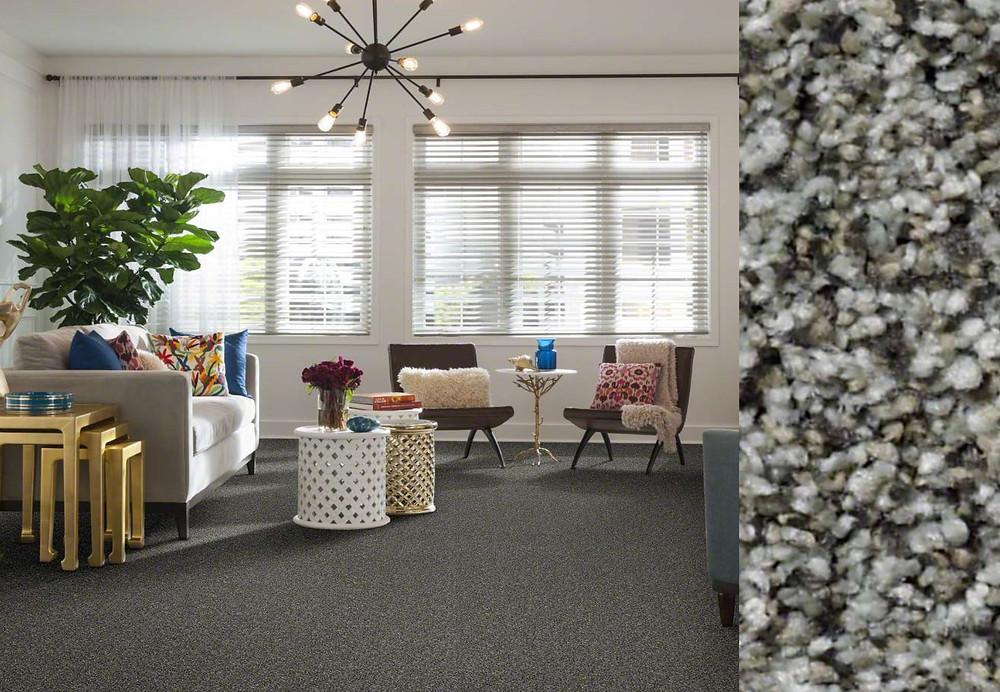 Texture style carpet.