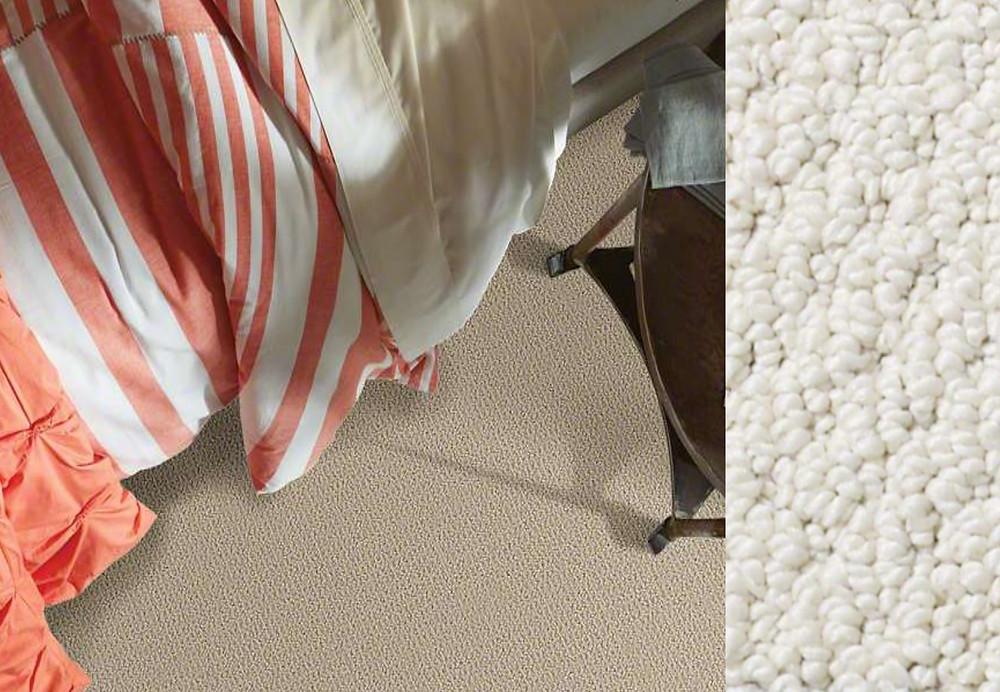 Loop style carpet.