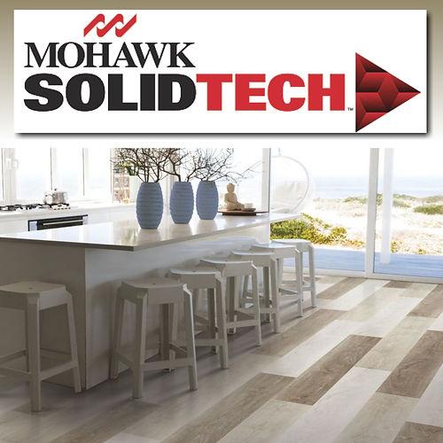 Mohawk Solidtech Brand Waterproof floori