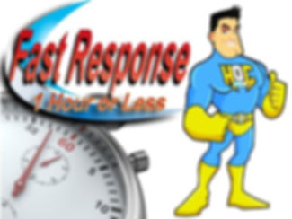 Fast Response to your water damage.