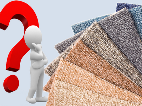 The ABC's of Buying Carpet