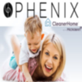 Phenix Carpet Cleaner Home with Microban