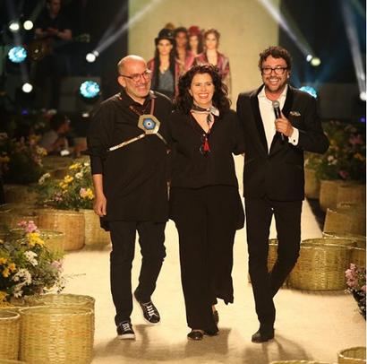 Diego Guarnizo y María Luisa Ortiz