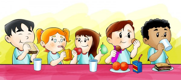 Promocao Da Alimentacao Saudavel Nas Escolas