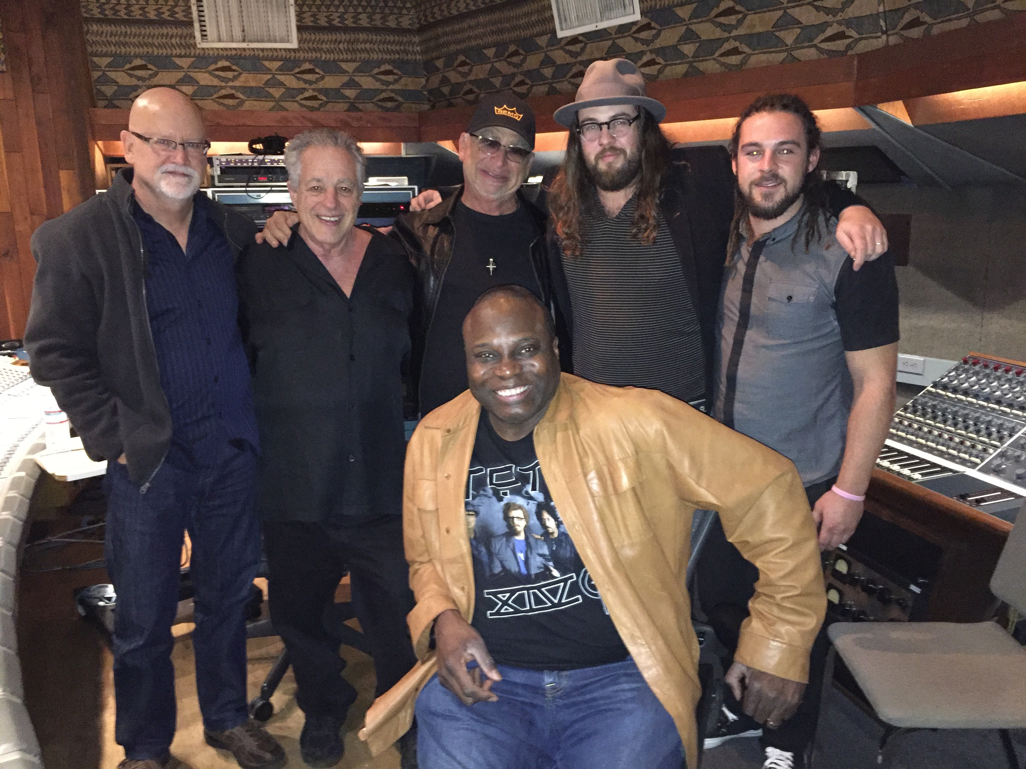 The A-Team at United Recording
