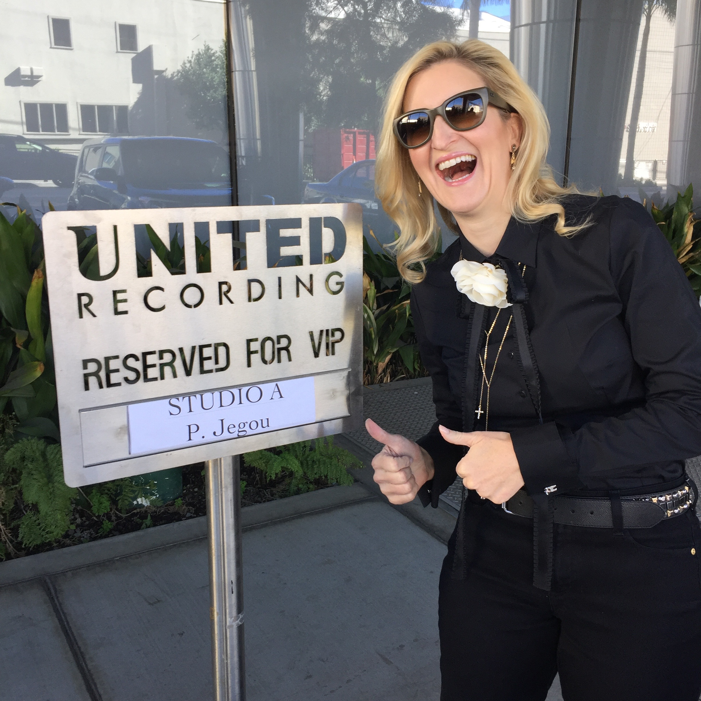 Session at United in Hollywood_