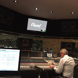 Capitol Studios Orchestra Session