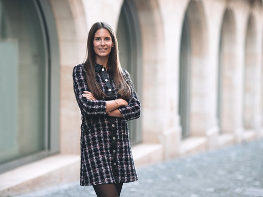 Nouvelle avocate- Anaïs de Rivoire