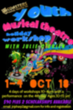 youth musical theatre flyer - Made with