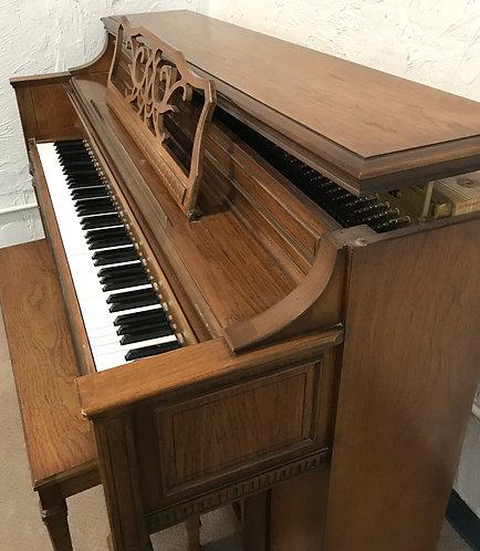 Kohler Console-1963 Upright Piano