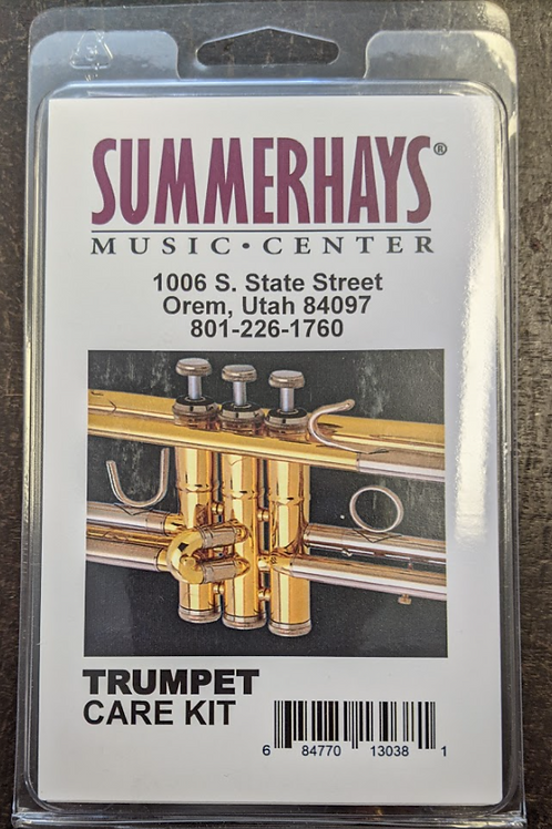 Summerhays Trumpet Care Kit by Superslick