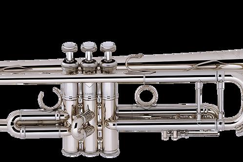 "Bach AB190S Stradivarius ""Artisan"" Professional Bb Trumpet - silver"