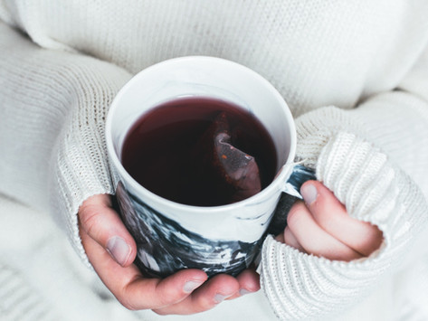 Ako na pitie čaju?