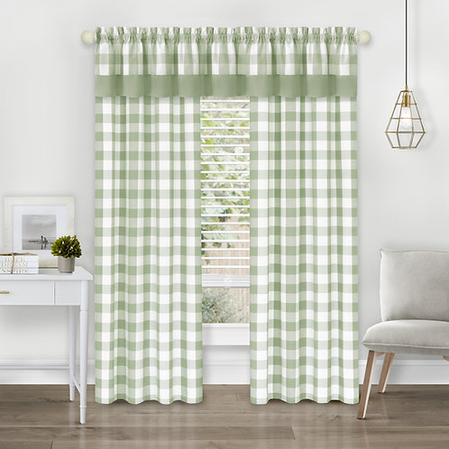 Hunter Curtain Panels