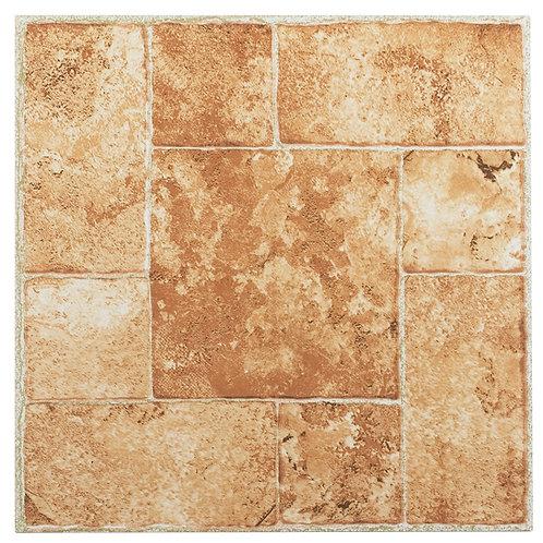 Nexus 12x12 Self Adhesive Vinyl Floor Tile, 20 Tiles/20 sq. ft. - #409