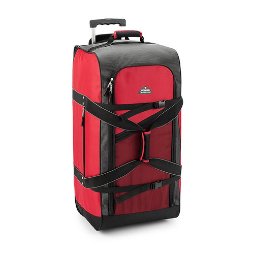 Polaris 30in Mega Wheeled Duffel Bag - Red