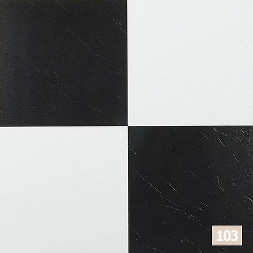 Tivoli 12x12 Self Adhesive Vinyl Floor Tile - 45 Tiles/45 sq. Ft