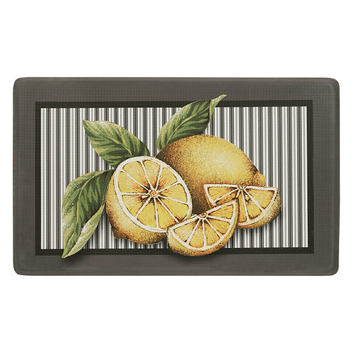 "Anti Fatigue Mat - Lemon Drop, 18"" x 30"""