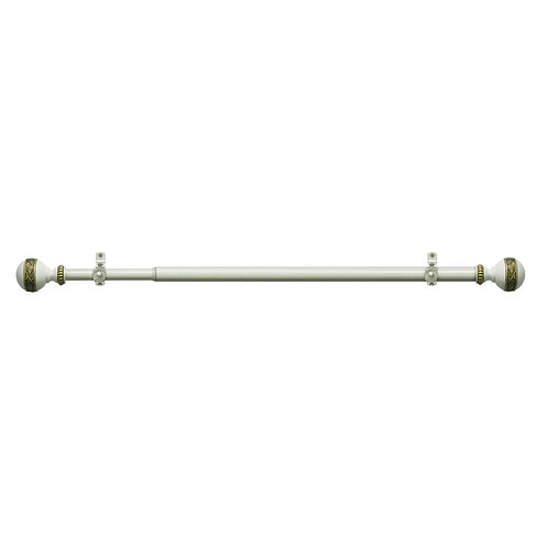 Camino Decorative Rod & Finial - Embrace
