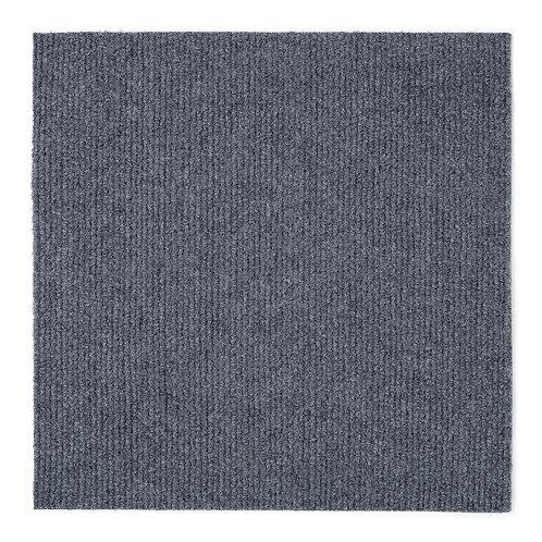 Nexus 12x12 Self Adhesive Floor Tile - Smoke, 12 Tiles/12 sq. ft.