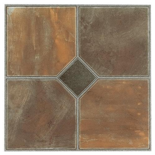 Nexus 12x12 Self Adhesive Vinyl Floor Tile, 20 Tiles/20 sq. ft. - #326