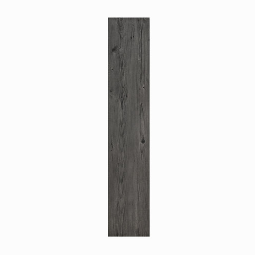 Flex Flor™ Looselay Vinyl Plank 9inx48in - Smoke Grey, 8 Planks/24 sq. ft.