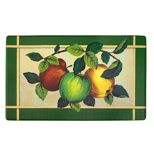 "Anti Fatigue Mat - Apple Orchard, 18"" x 30"""