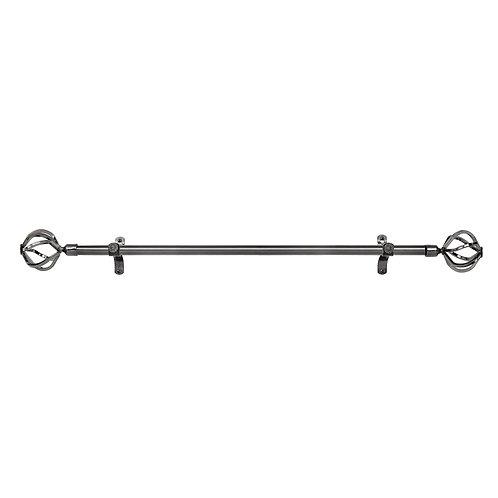 Metallo Decorative Rod & Finial - Carrera