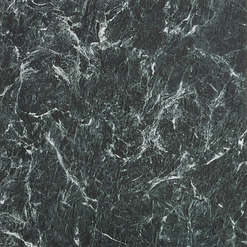 Majestic 18x18 Self Adhesive Vinyl Floor Tile - Verde Green Marble