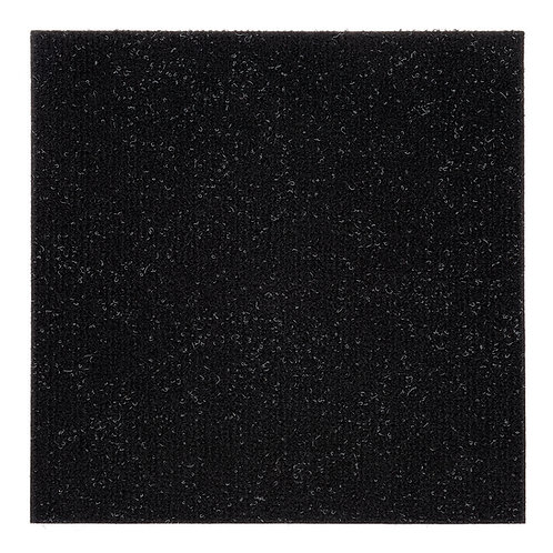 Nexus 12x12 Self Adhesive Floor Tile - Jet, 12 Tiles/12 sq. ft.