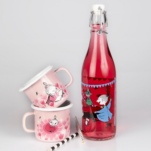 "Moomin ""Girls"" Mug 250ml - Muurla"