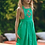 Thumbnail: Kidsagogo - Marie Pinnie Dress Grassgreen