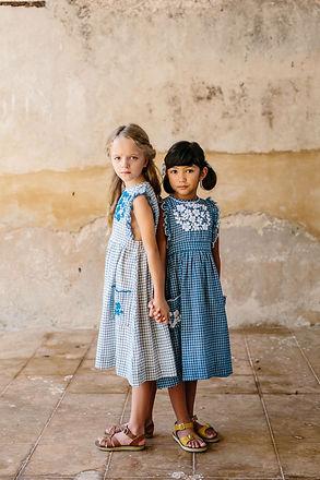 CLOVER DRESS - WHITE CHEX:BLUE CHEX.jpg