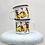 Thumbnail: Pippi enamel mug Pippi Longstocking 370ml - Muurla