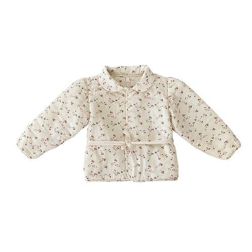 LIILU - Padded Jacket Floral