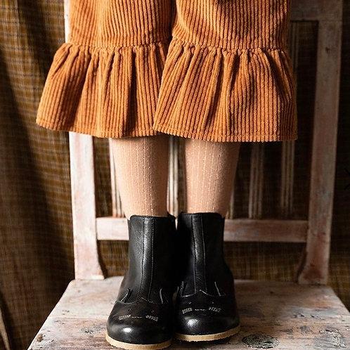 Emile et ida -  Corduroy Short Pants Macchiato