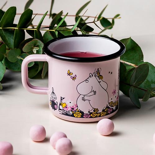 "Moomin ""Hug"" Mug 370ml pink - Muurla"