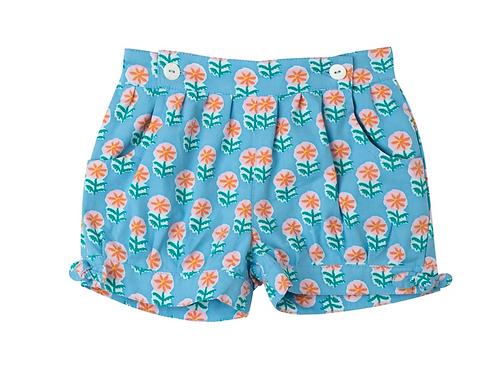 [Pre-Order] Kidsagogo - Amalie Short Piccolo Fiore Ocean