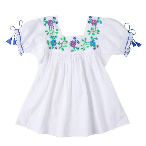 [Pre-Order] Kidsagogo - Mirabelle Top White/Cool