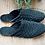 Thumbnail: Scandic Gypsy - Woven Leather Mule