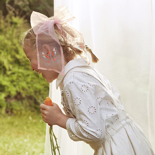 Meri Meri - Butterflies Bow Hair Clip
