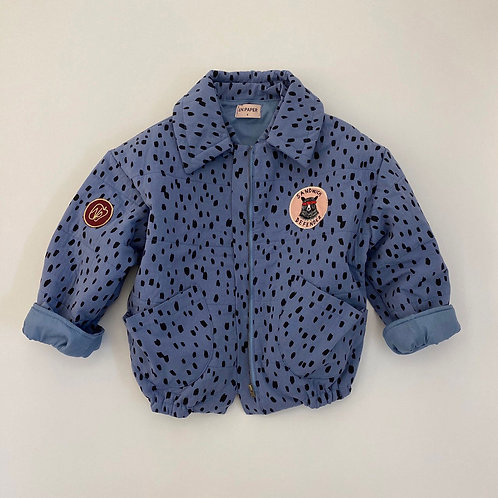 En:Paper -Blue Leopard Jacket