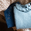 Thumbnail: Emile et ida - Medium Bleach Girl Sailor Jeans