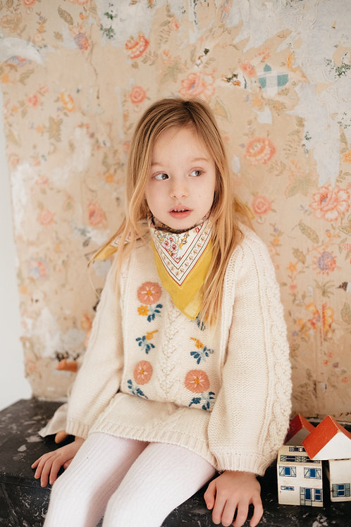 Louise Misha - Dress Rejana Cream