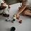 Thumbnail: Mushie - Stacking Cups Toy (Original)