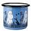 "Thumbnail: Moomin Friends ""Moomintroll"" Mug 250ml - Muurla"